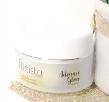 Pratista Advance Glow Night Cream