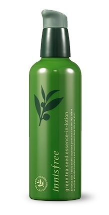 innisfree Green Tea Seed Essence-In-Lotion