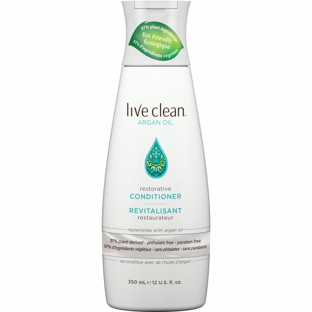 Live Clean Argan Oil Restorative Conditioner