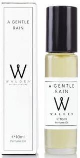 Walden Natural Perfume 'A Gentle Rain' Perfume Oil