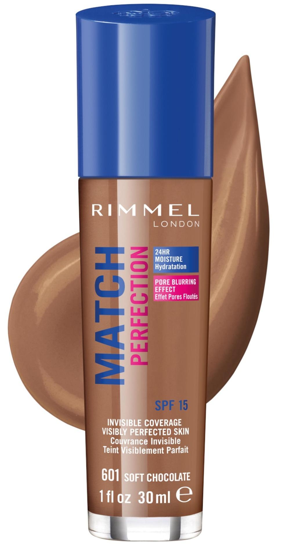 Rimmel London Rimmel Match Perfection Foundation