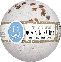 Fizz & Bubble Oatmeal, Milk & Honey Large Bath Fizzy