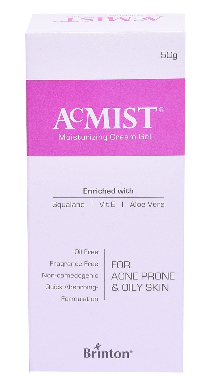 Brinton Acmist Moisturising Cream Gel