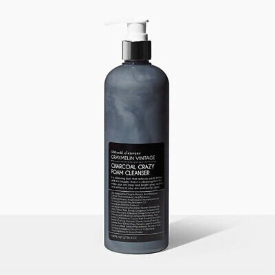 Graymelin Charcoal Crazy Foam Cleanser