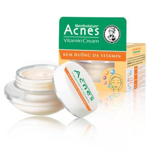 Rohto Mentholatum Acnes Vitamin Cream