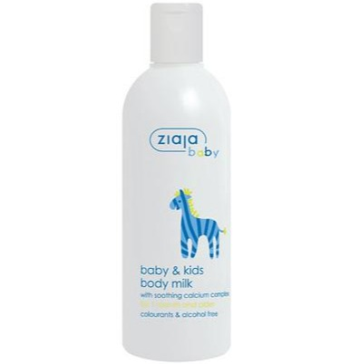 Ziaja Body Milk For Baby And Kids