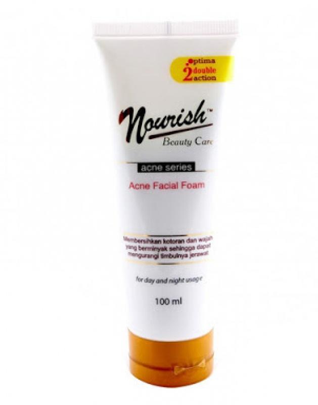Nourish Acne Facial Foam