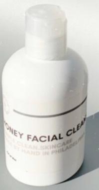 Noire Skin Botanicals Honey Facial Cleanser