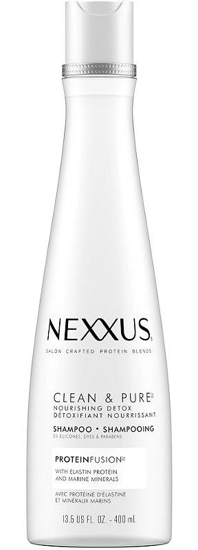Nexxus Clean & Pure Shampoo