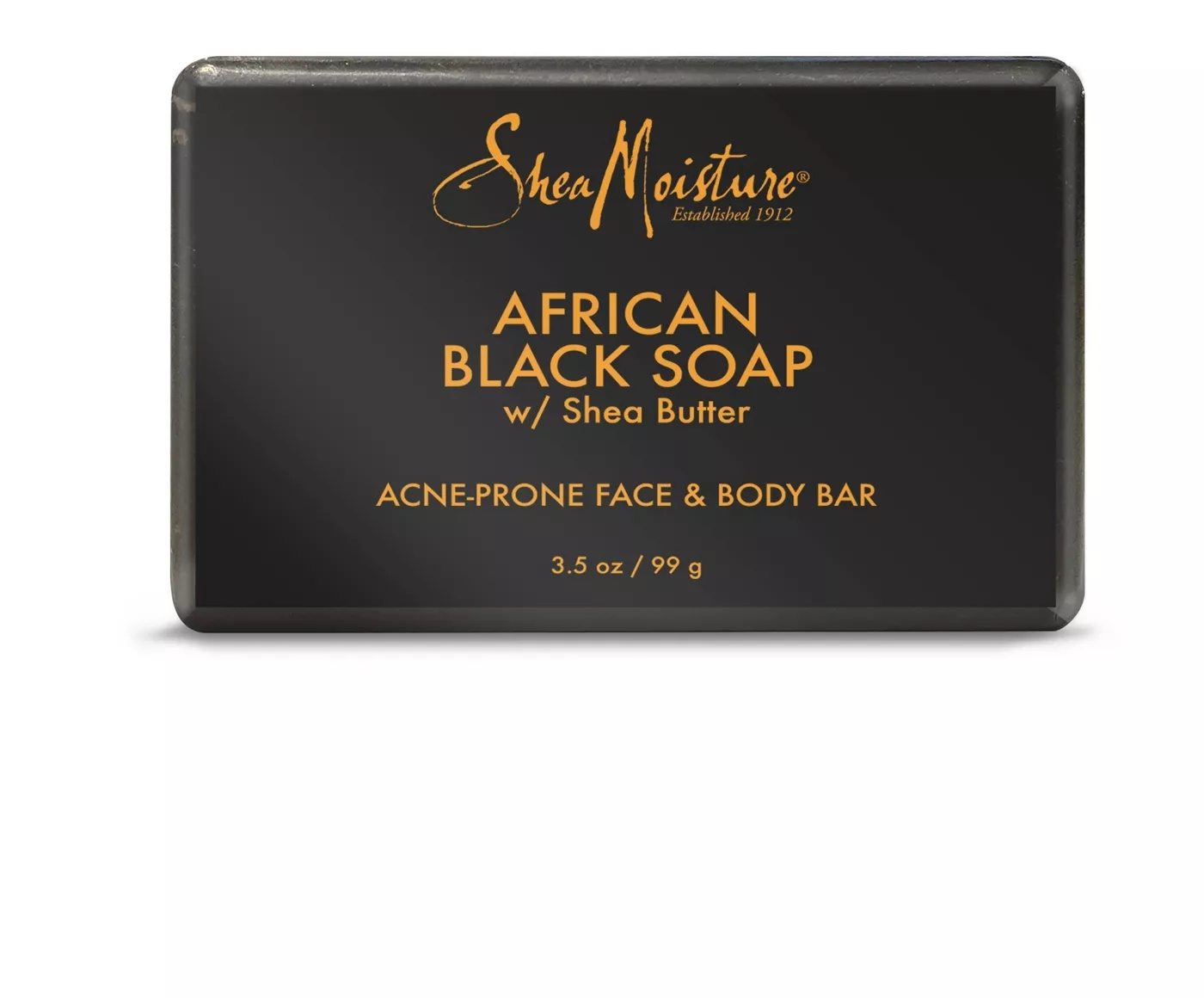 SheaMoisture African Black Soap Face & Body Bar
