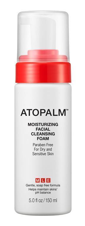 Atopalm Moisturizing Facial Cleansing Foam
