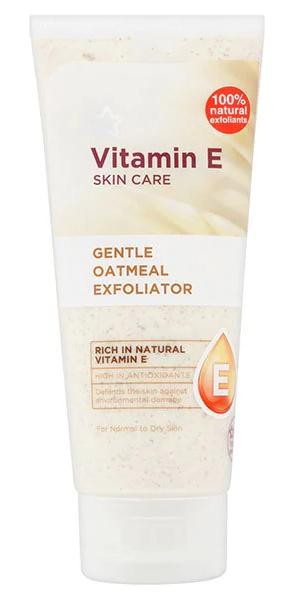 Superdrug Vitamin E Oatmeal Scrub