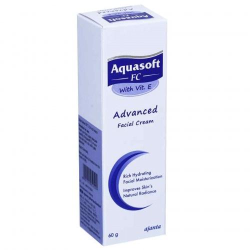 Ajanta Pharma Ltd Aquasoft FC Advanced Facial Cream