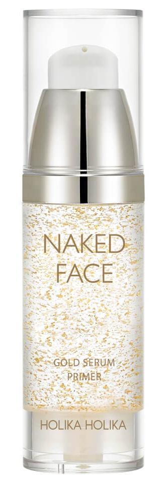 Holika Holika Naked Face Gold Serum Primer