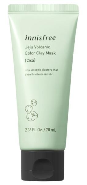 innisfree Jeju Volcanic Color Clay Mask [Cica]