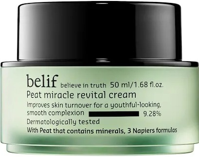 Belief Peat Miracle Revital Cream