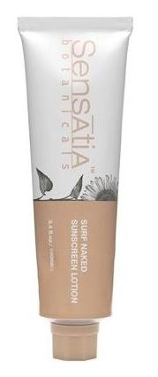 sensatia botanicals Surf Naked Sunscreen Lotion