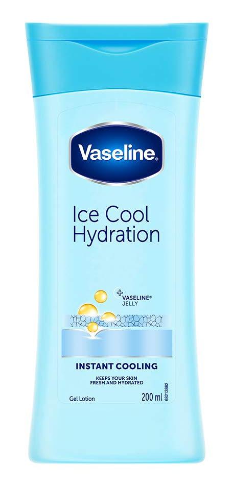 Vaseline Ice Cool Hydration Lotion