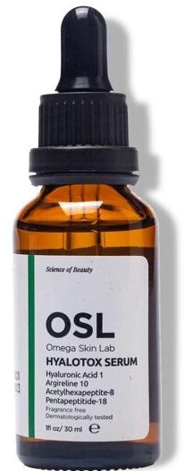 Omega Skin Lab Hyalotox Serum