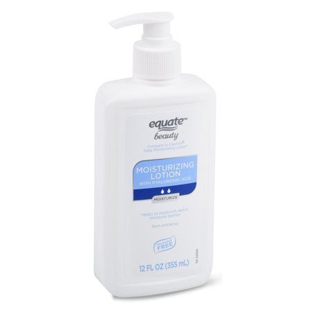 Equate Moisturizing Lotion With Hyaluronic Acid