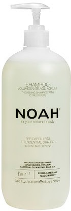 NOAH Natural Shampoo For Fine And Oily Hair