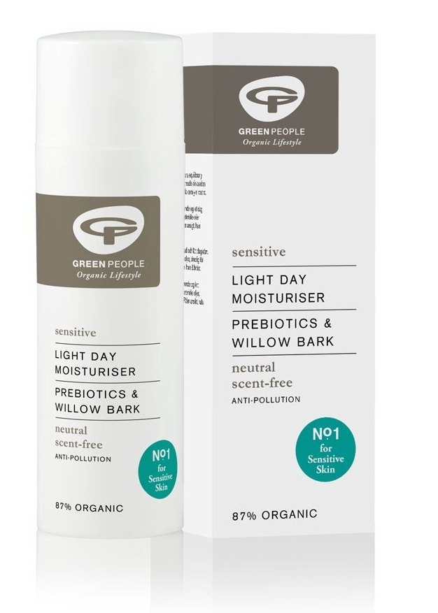 Green People Scent Free Light Day Moisturiser