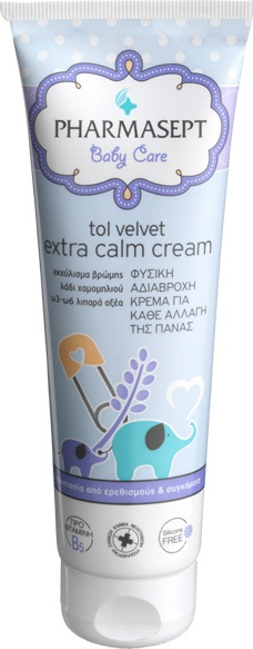 Pharmasept Tol Velvet Baby Extra Calm Cream