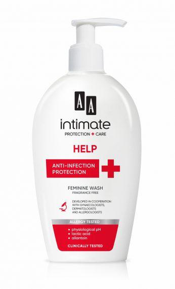 AA Help Intimate Feminine Emulsion