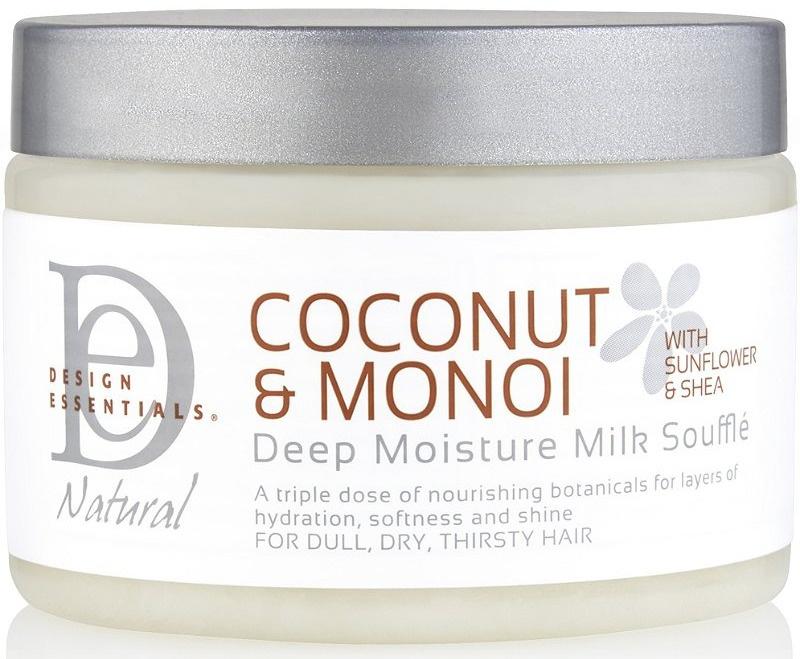 Design Essentials Coconut And Monoi Deep Moisture Milk Souffle