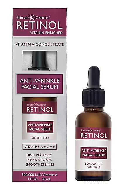 Skincare Cosmetics Anti-Wrinkle Facial Serum