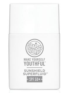 Soap & Glory Make Yourself Youthful Sunshield Superfluid Spf 50+