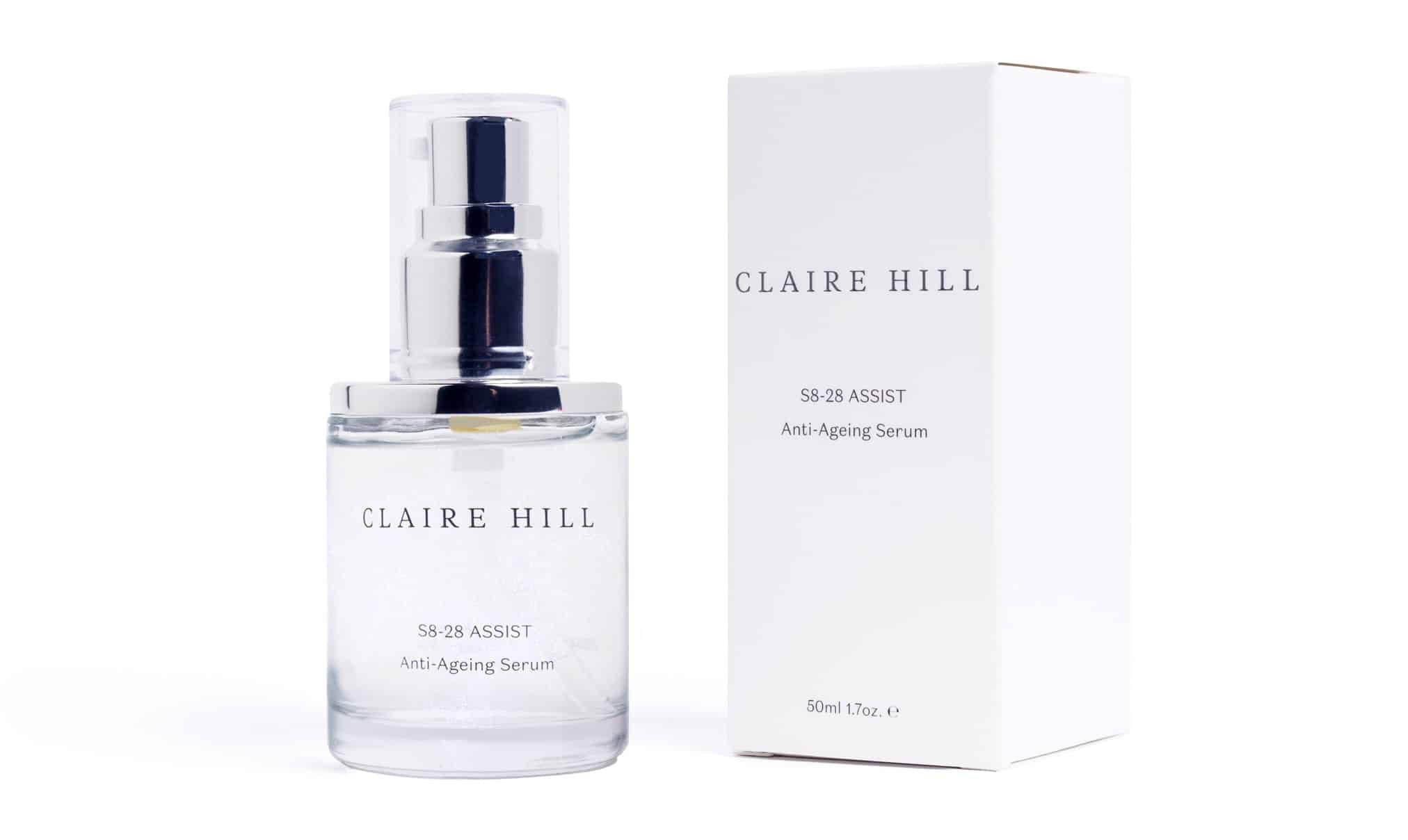 Claire Hill S8-28 Assist Anti Age Serum