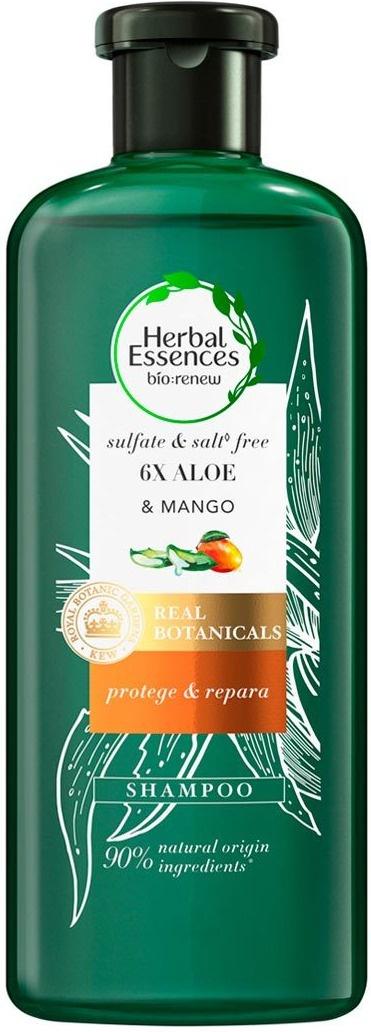 Herbal Essences Shampoo Bio:renew 6x Aloe & Mango Protege & Repara