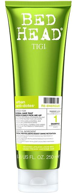 Tigi Bed Head - Urban Antidotes Re-Energise Daily Shampoo
