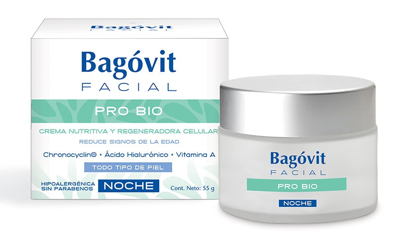 Bagóvit Facial Pro Bio Noche