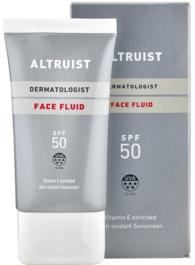Altruist Dermatologist Face Fluid SPF 50