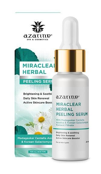 Azarine Aha Bha Miraclear Herbal Peeling Serum