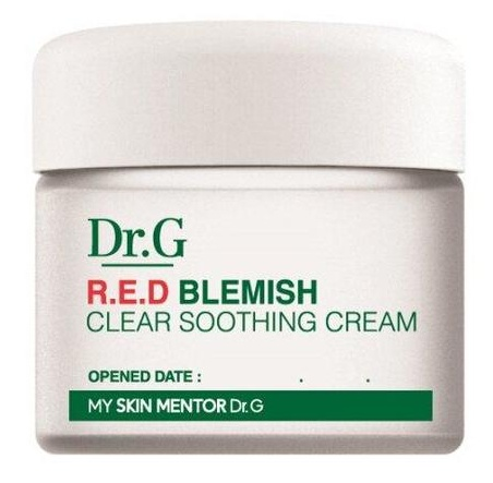 Dr. G Red Blemish Clear Soothing Cream