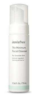 innisfree The Minimum Facial Cleanser For Sensitive Skin