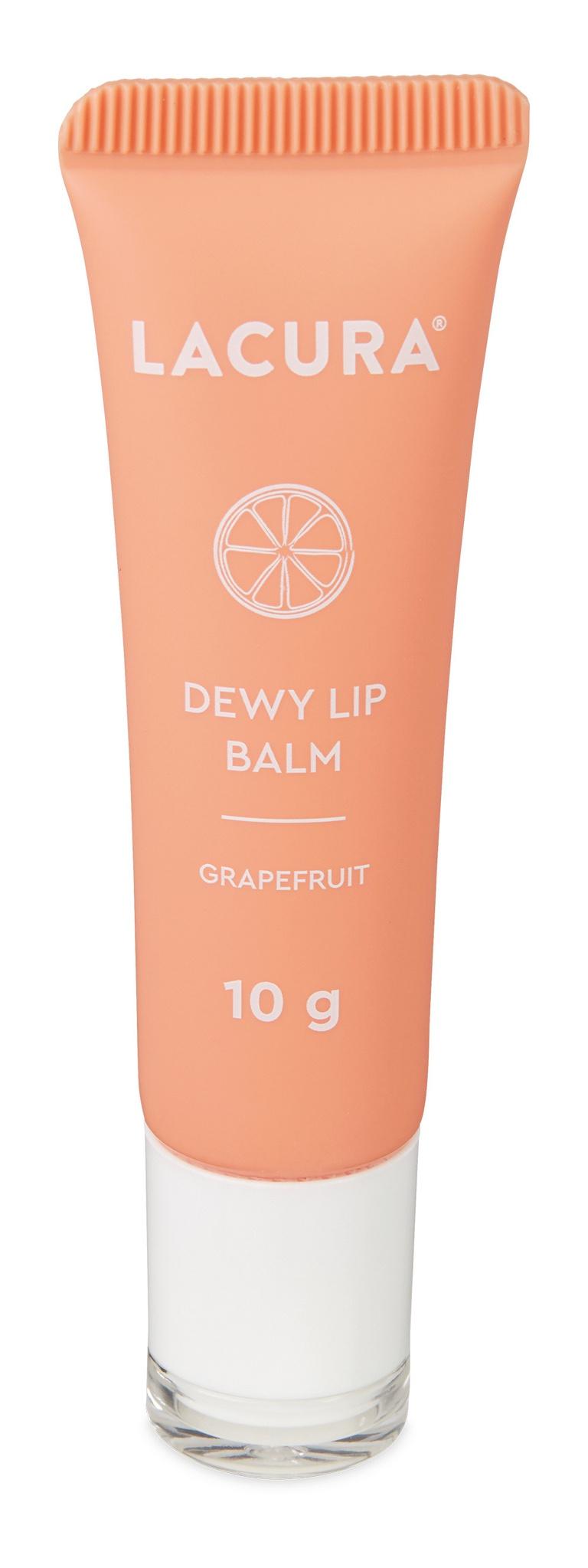 LACURA Dewy Lip Balm - Grapefruit