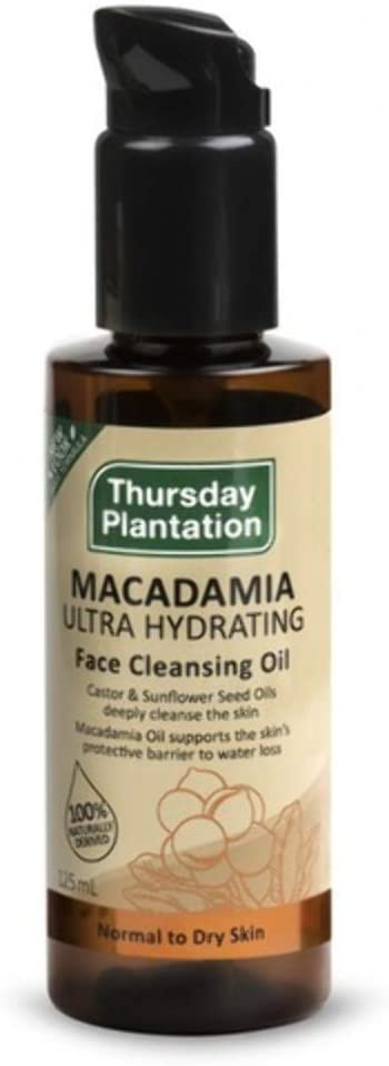 Thursday Plantation Macadamia Ultra Hydrating Face Cleansing Oil
