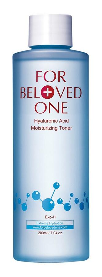 For Beloved One Hyaluronic Acid Moisturising Toner