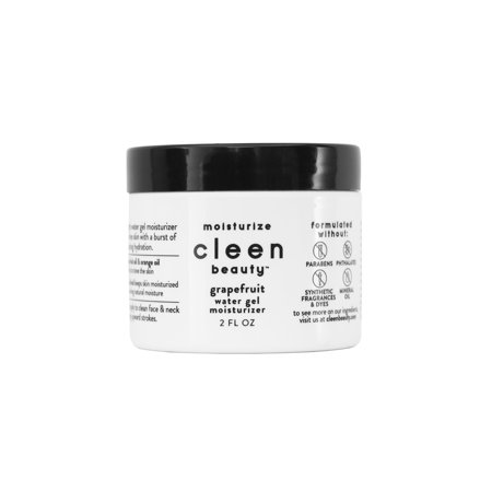 cleen beauty Grapefruit Water Gel Moisturizer