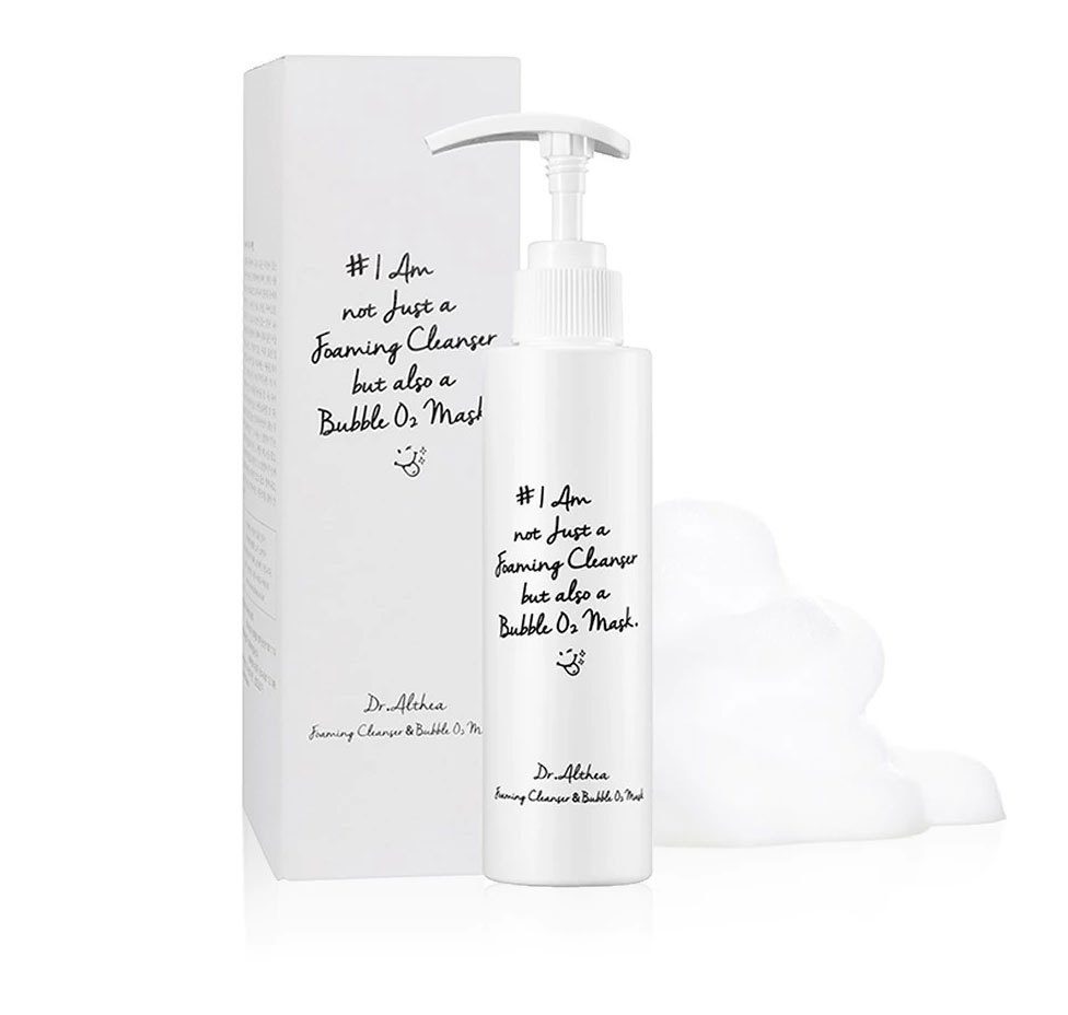 Dr. Althea Foaming Cleanser And Bubble O2