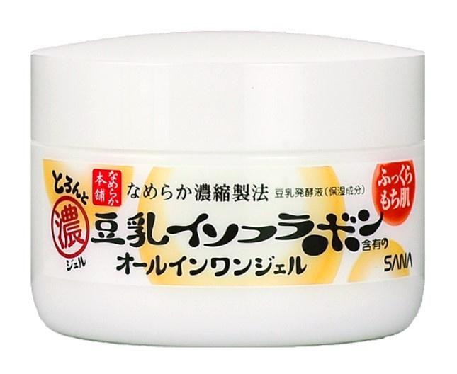 SANA Nameraka Honpo Soy Milk Extra Moist Gel Cream