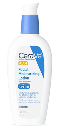 CeraVe Am Facial Moisturizing Lotion With Sunscreen