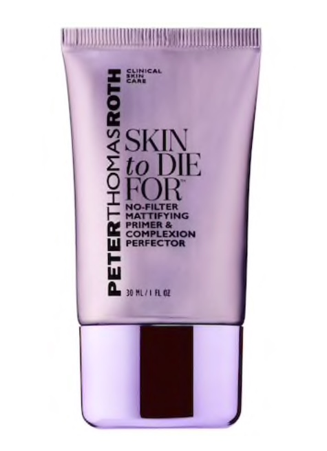 Peter Thomas Roth Skin To Die For No Filter Mattifying Primer And Complexion Perfector