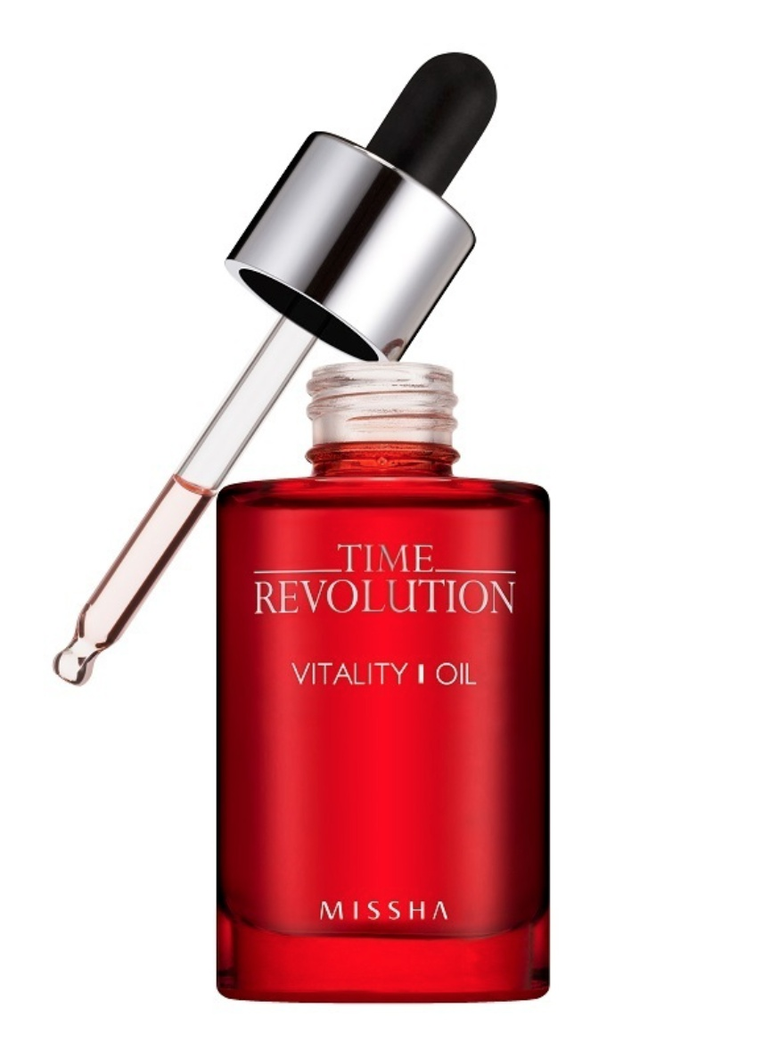 Missha Time Revolution Vitality Oil