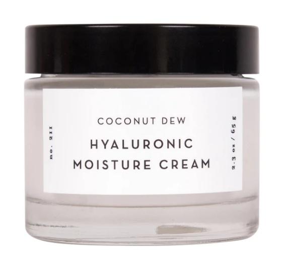 Om Organics Coconut Dew Hyaluronic Moisture Cream