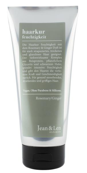 Jean & Len Hair Treatment Rosemary & Ginger